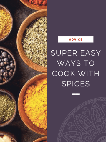 Cooking Spices