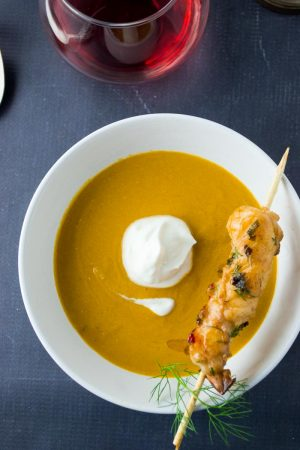 creamy lobster bisque recipe