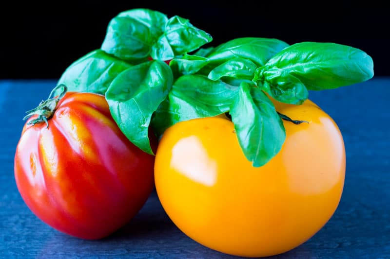 Panzanella Salad Tomatoes