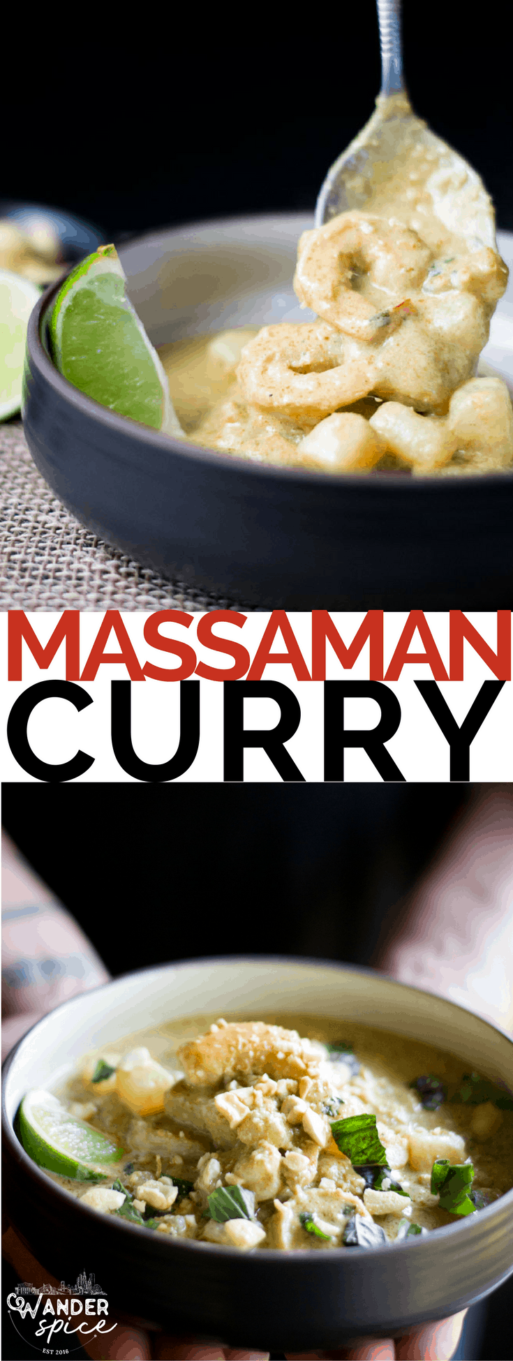 massaman curry pin