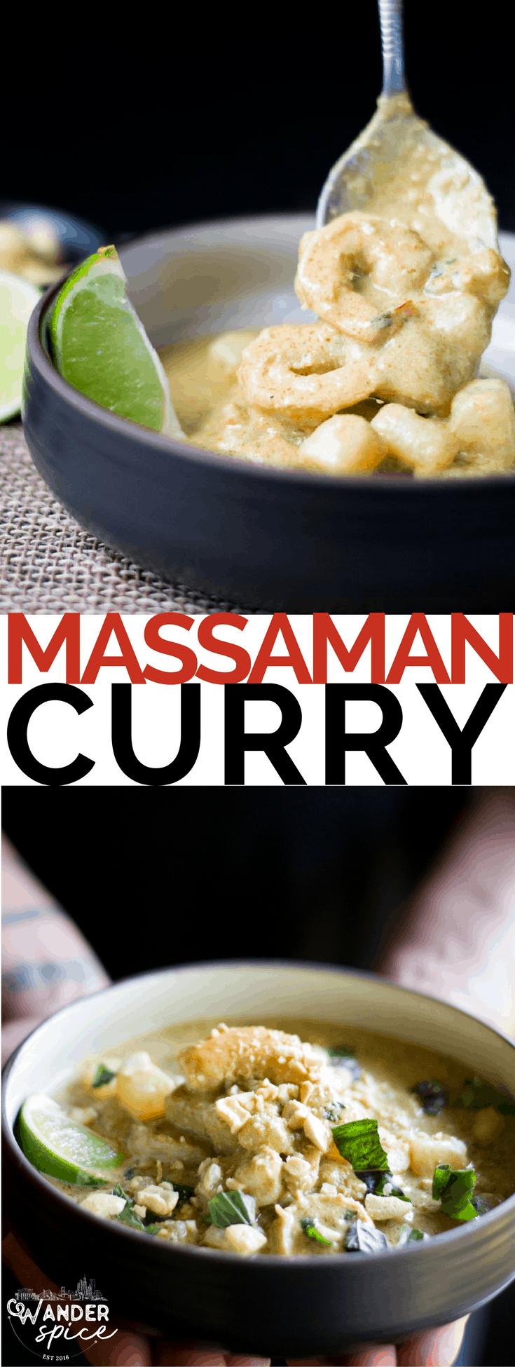massaman curry pin