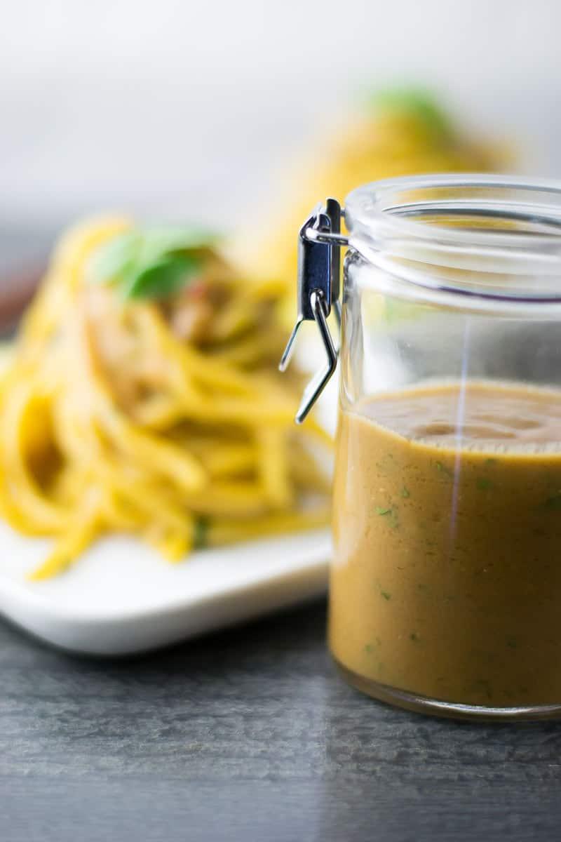 Spicy Thai Peanut Sauce