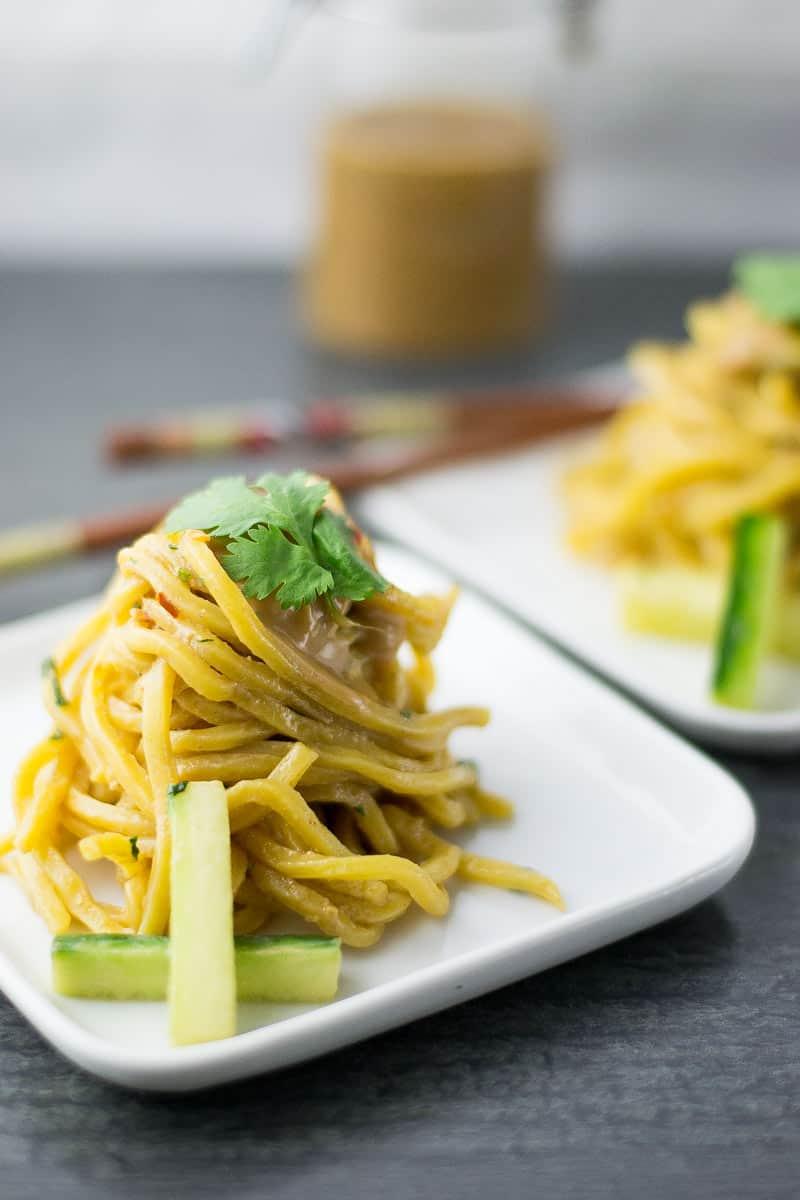 cold sesame noodles 3