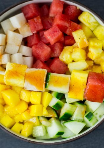 mexican fruit salad miracle fruit