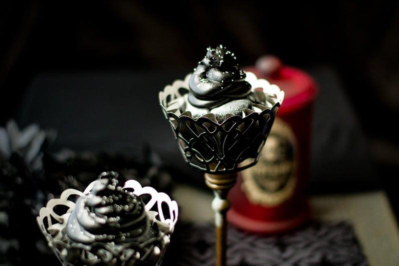 black magic_cupcake