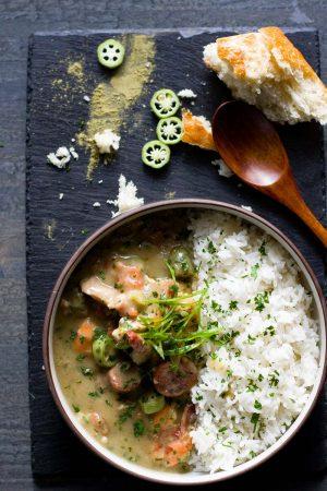 Easy Louisiana Gumbo Recipe