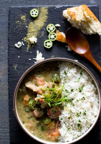 Easy Louisiana Gumbo Recipe