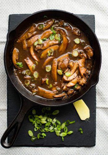 Bourbon Chicken Easy Recipe with Brown Sugar #chicken #recipe