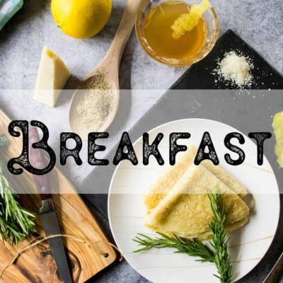 Healthy Vegetarian Breakfast Recipes